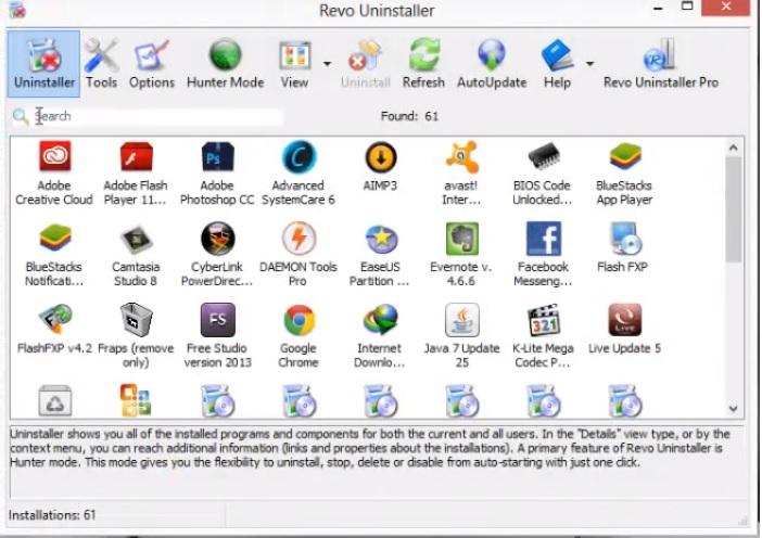 Revo Uninstaller,free,download,full