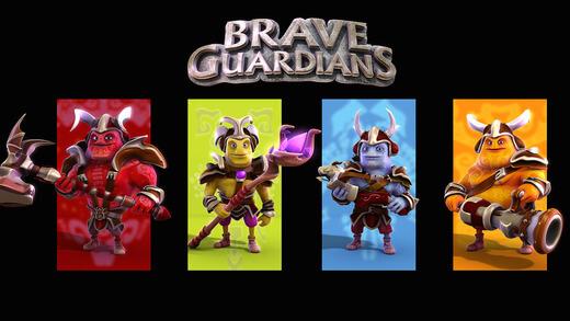 تحميل لعبة Brave Guardians TD