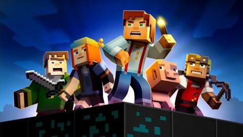 تحميل Minecraft Story Mode
