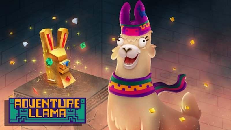 اكتشف-لعبة-المغامرة-الشيقة-Adventure-Llama-على-هواتف-الاندرويد-و-الايفون