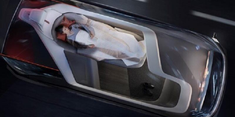 سيارة-Volvo-المستقبلية
