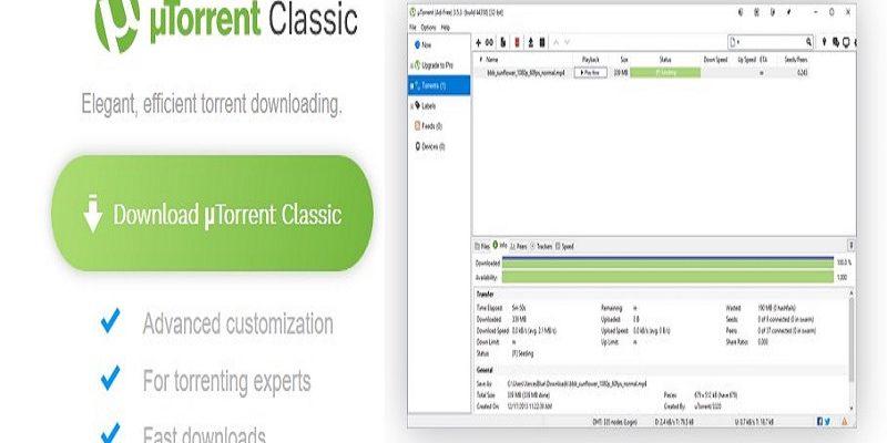 تنزيل-ربنامج-uTorrent-µTorrent-مجانًا-مع-شرح-الاستعمال-و-حل-مشكلة-بطئ-التحميل
