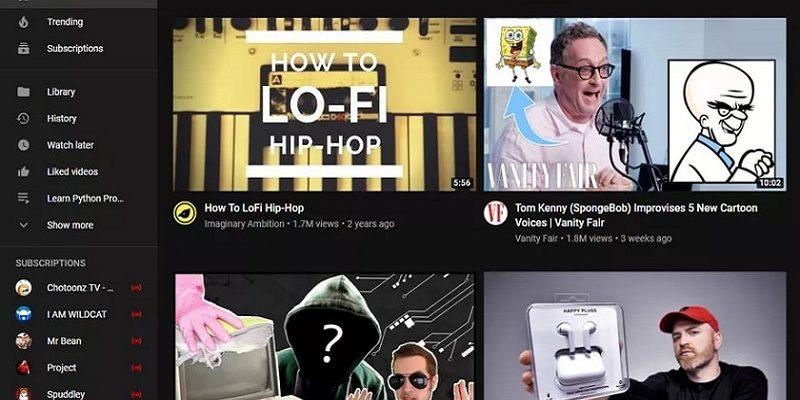 YouTube-يجرب-شكل-جديد-لموقعه-و-ردود-الافعال-الاولية-على-Reddit-وTwitter-سلبية
